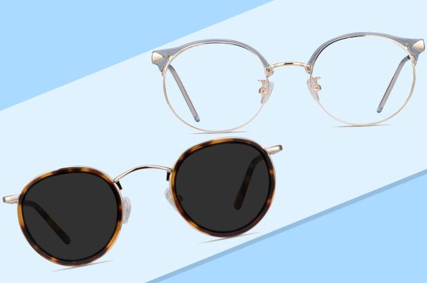 แว่นตาที่ดีที่สุดที่ ซื้อได้ที่ EyeBuyDirect ตอนนี้